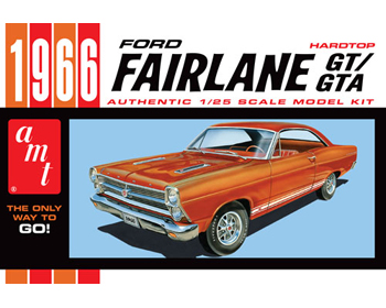 Ford Fairlane GT ´66 - 1091