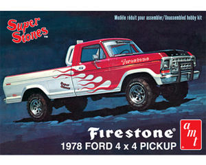 Ford 4x4 Pickup 1978 - 858