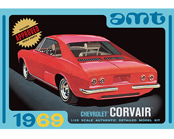 Chevrolet Corvair 1969 - 894