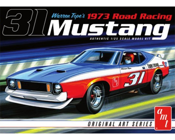 Ford Mustang 1973 Road Racer - 896