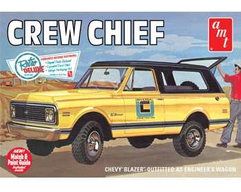 Chevrolet Blazer Crew Chief 1972 - 897