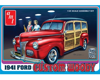 Ford Custom Woody ´41 - 906