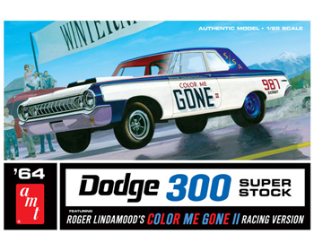 "Dodge 300 ´64 ""Color Me Gone II"" - AMT987"