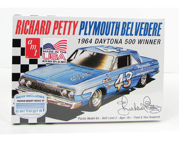 Plymouth Belvedere ´64 Richard Petty - 989