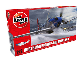 North American P-51D Mustang - A01004a