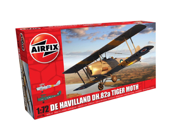 De Havilland DH82a Tiger Moth - A02106
