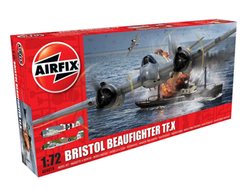 Bristol Beaufighter TF.X - A04019