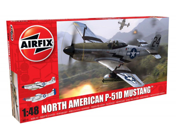 North American P-51D Mustang - A05131
