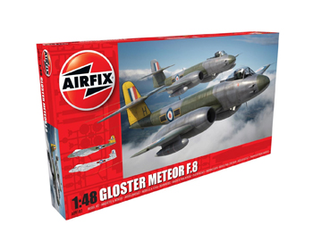 Gloster Meteor F8 - A09182