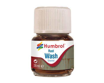 Enamel Wash Rust 28ml - AV0210