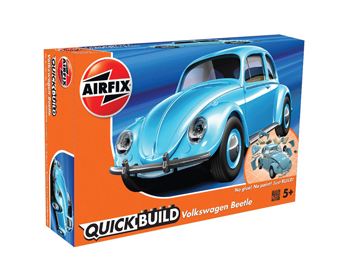 Airfix Quick Build VW Beetle - J6015