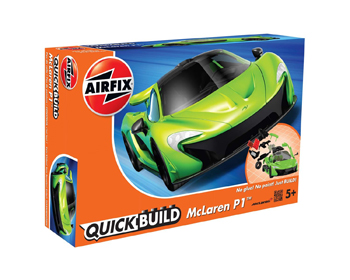 Airfix Quick Build McLaren P1 - J6021