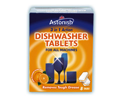 Dishwasher Tablets - 22189
