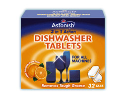 Dishwasher Tablets 32 stk. - 22188