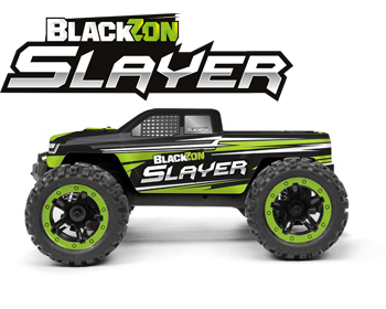 Blackzon Slayer 4WD 1/16 - 540000