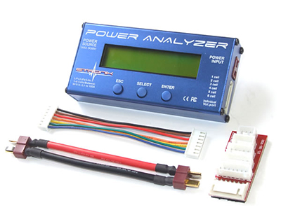 Power Analyzer Watt & Battery Meter - ET0505
