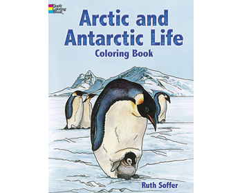 Arctic and Antarctic Life Litabók - 9780486298931