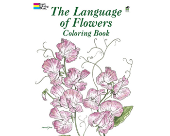 The Language of Flowers Litabók - 9780486430355