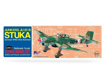Guillows Junkers Ju 87B Stuka  - GU0508