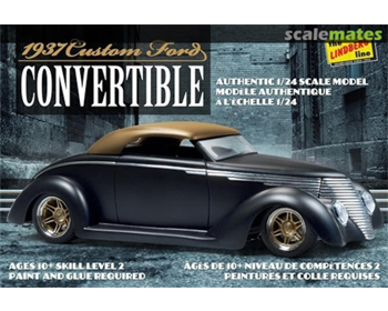 Ford Custom Convertible ´37 - HL129