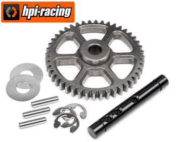 100905 - Idler gear 44T/Shaft set
