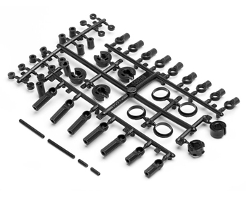 105296 - Shock parts set Savage XS