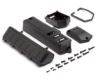 105690 - Battery cover/Receiver case set Savage XS
