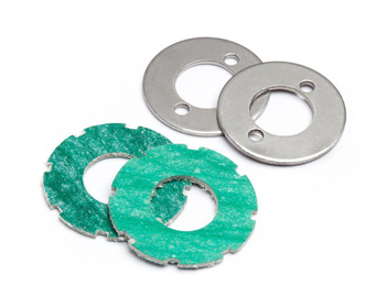 105805 - Slipper Clutch Plate/Pad set