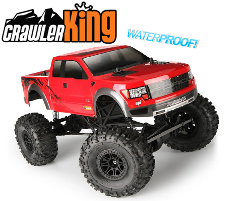 HPI Crawler King Ford SVT Raptor - 115118