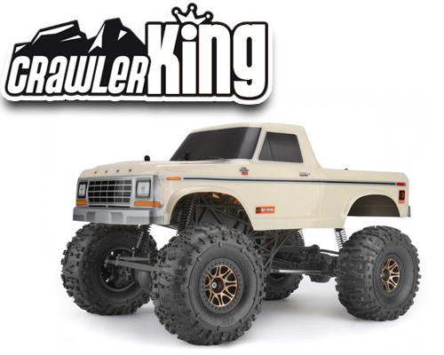 HPI Crawler King Ford F-150 ´79 - 120099