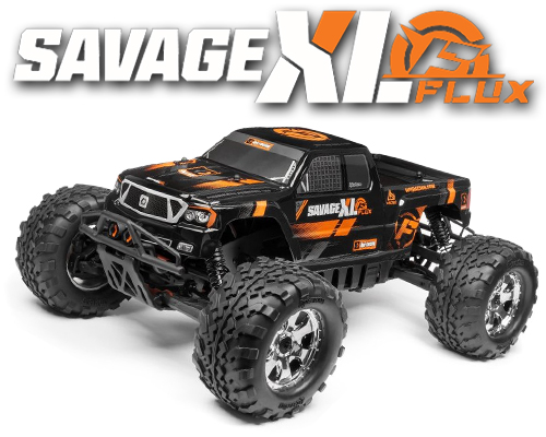 HPI Savage XL Flux - 112609
