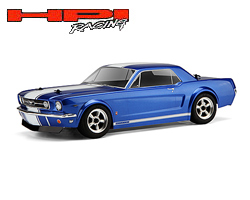 Ford Mustang GT Coupé ´66 - 104926