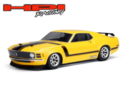 Ford Mustang BOSS 302 ´70 body - 17546