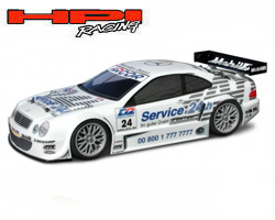 Mercedes Benz CLK DTM 2000 body - 7357