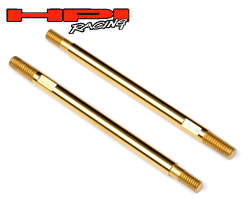 86842 - Titanium Nitride Coated Shock Shaft 3x50mm