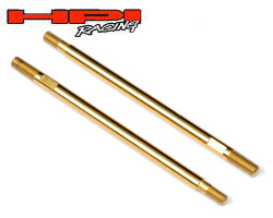 86843 - Titanium Nitride Coated Shock Shaft 3x58mm