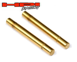 86846 - Titanium Nitride Suspension Shaft 3x27mm