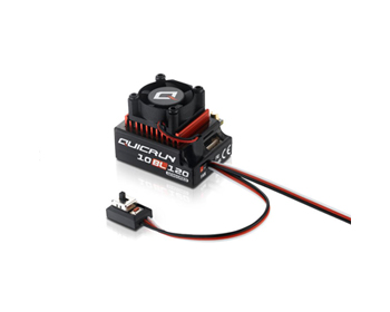 HW QUICKRUN 10BL120 Brushless - HW30125000