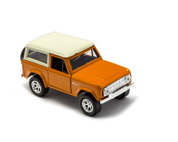 Ford Bronco 1973 - 97051OR