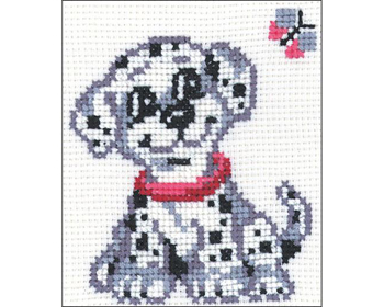 Dalmation Dog Kross-saumasett - RL150