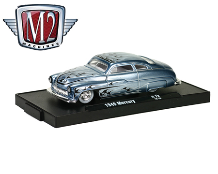 M2 Machines 1949 Mercury Custom - 11228/22-10