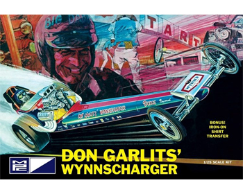 Dragster Wynns Charger - 810