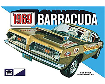 Plymouth Barracuda´69 - 832