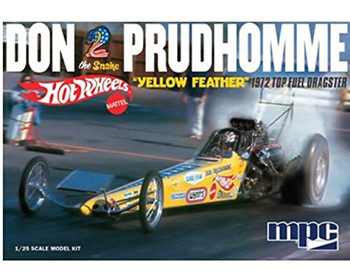 "Dragster ´72 Don ""Snake"" Prodhomme 1/25 - MPC-844"