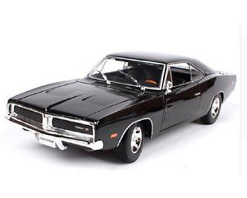 Dodge Charger R/T 1969 1:18 - 31387