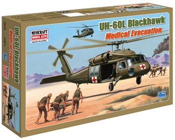 UH-60L Blackhawk 1:48 - 11644