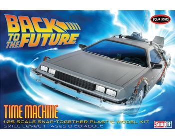 "DMC Delorean ""Back to the Future"" - 911"