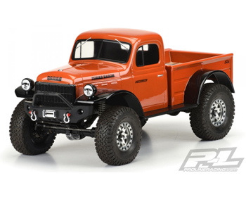 Dodge Power Wagon ´46 Boddí - PL3499