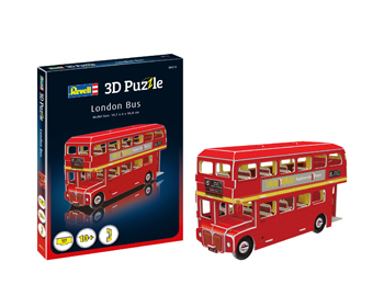 Revell London Bus 3D Pússla - 00113