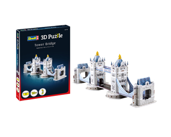 Revell Tower Bridge 3D Pússla - 00116